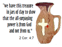 In jars of clay