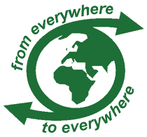 from everywhere to everywhere graphic